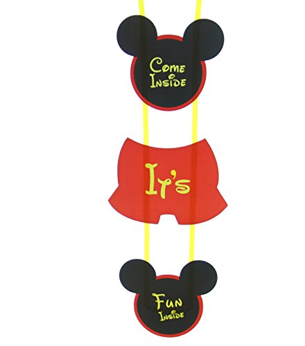 Candy Bag Ideas Mickey Mouse - 4