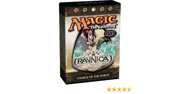 City of Guilds Theme Deck Charge of the Boros ENGLISH MAGIC ABUGames Ravnica