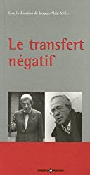Le transfert négatif