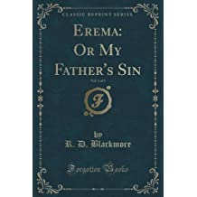 Erema: Or My Father's Sin, Vol. 2 of 3 (Classic Reprint)