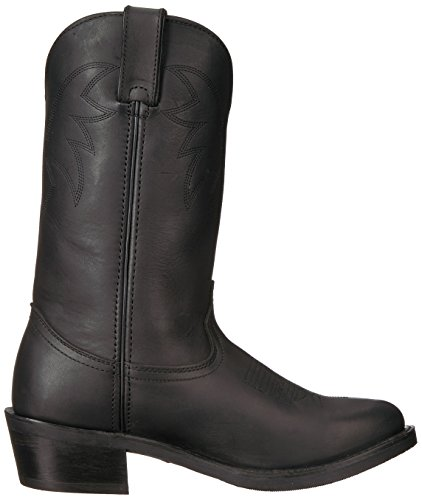 Oiled 5 Western D070 M Durango Leather D Boot TR760 Black UK Size dn6df