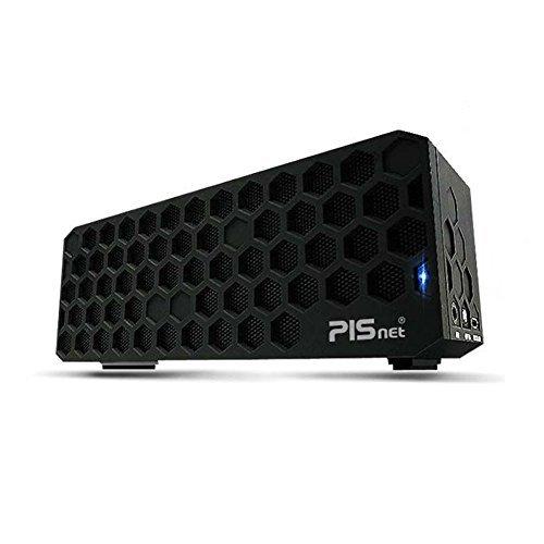 Pisnet Portable Bluetooth 4.0 Wireless Speaker Black by PISnet