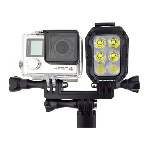 Freewell Underwater Light for All Action Camera by Freewell