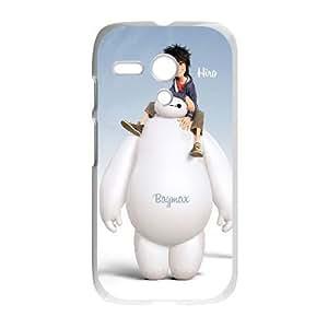 Motorola G cell phone cases White Big Hero 6 fashion phone cases YEH0739847