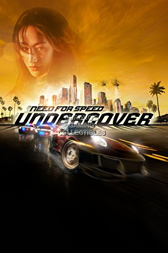 """Price comparison product image CGC Huge Poster - Need for Speed Undercover PS3 XBOX 360 - EXT087 (24"""" x 36"""" (61cm x 91.5cm))"""