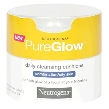 Understand pure glow facial cleansing cushions amusing