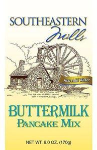 Southeastern Mills B80046 Southeastern Mills Buttermilk Pancake Mix -24x6oz