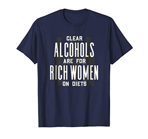 Parks and Recreation Ron Swanson Clear Alcohols