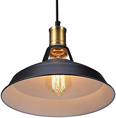 Smart Green Lighting Industrial Metal Pendant Light Antique - Kitchen light fixtures edison bulb