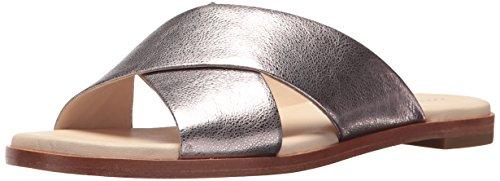 Cole Haan Women's Anica Criss Cross Sandal, Pink Glitter, 9.5 B US