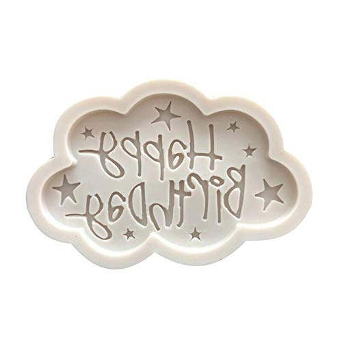 Happy Birthday Cake Mold Happy Birthday Cake Decorating Tools Fondant Plunger Cutters Cake Tools Cookie Biscuit Cake Mold Bakeware Accessories