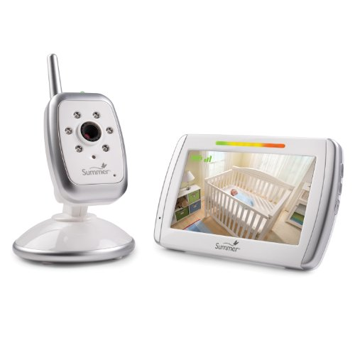 Summer Infant Wide View Digital Color Video Baby Monitor Summer Infant