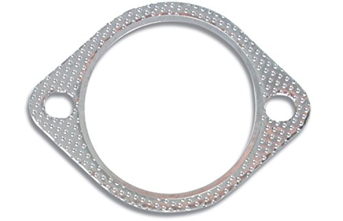 (Vibrant 1458 2-Bolt High Temperature Exhaust Gasket)