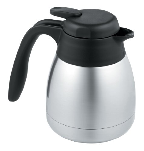 Thermos Nissan 20-Ounce Stainless Steel Carafe