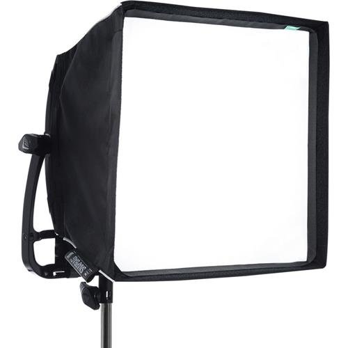 Litepanels Softbox for Astra 1x1 and Hilio D12 T12 | Softbox for Astra 1x1 Hilio D12 T12 900-0032 by Lite Panels