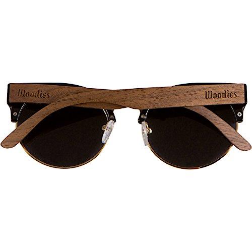 Woodies mixte adulte Lunettes Wayfarer YvKVHO