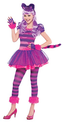 Cheshire Cat Teen/Junior Halloween Costume