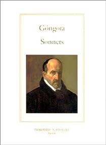 Les sonnets par Góngora y Argote