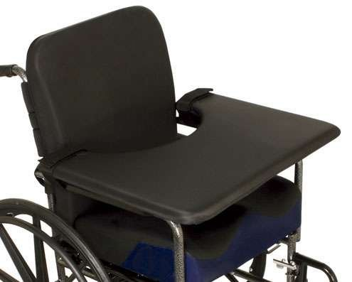 Full Lap Tray (Medline MSCMEDLAPTRAY Comfort Full Lap Tray)
