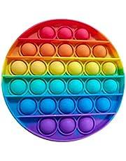 Pop It Fidget Toy Bubble Brinquedo Sensorial AMG Redondo
