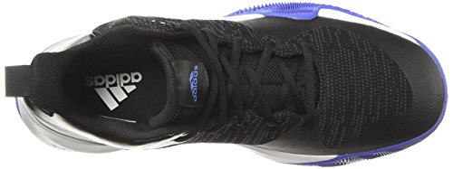 Men's Flash Shoe Blue Black Utility adidas Explosive Basketball White FqP6OxyEdw