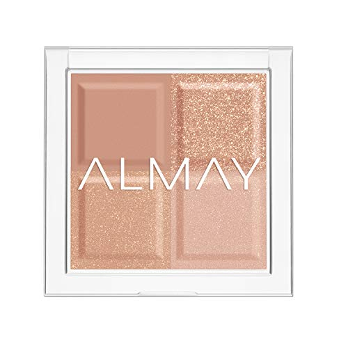 Almay Shadow Squad, Never Settle, 1 count, eyeshadow palette , 120 Never Settle