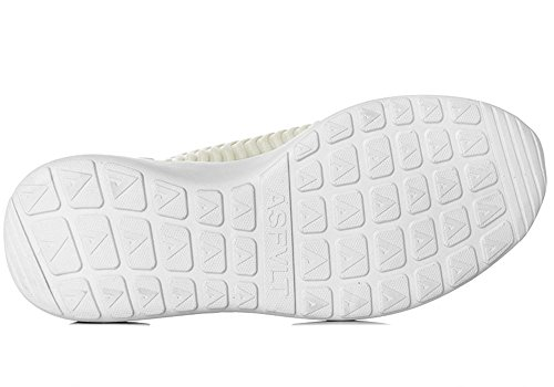 Asfvlt - Zapatillas de Material Sintético para hombre Bianco