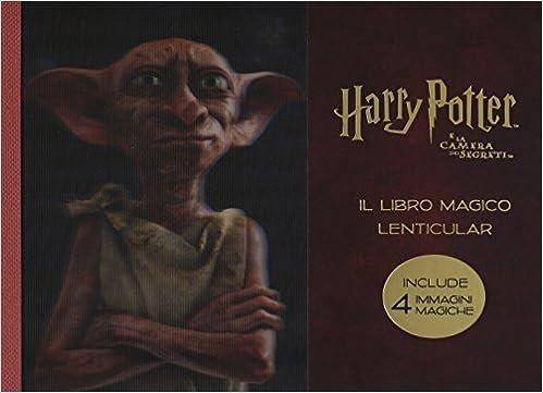 Harry Potter Camera Segreti Illustrato : Amazon harry potter e la camera dei segreti il libro magico