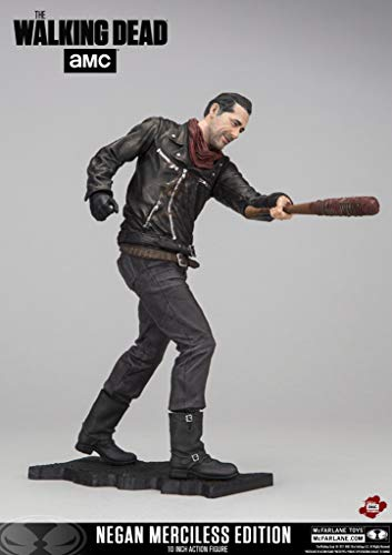 (McFarlane Toys Walking Dead Negan Merciless Edition 10