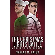 The Christmas Lights Battle: A Shelby Beach Romance
