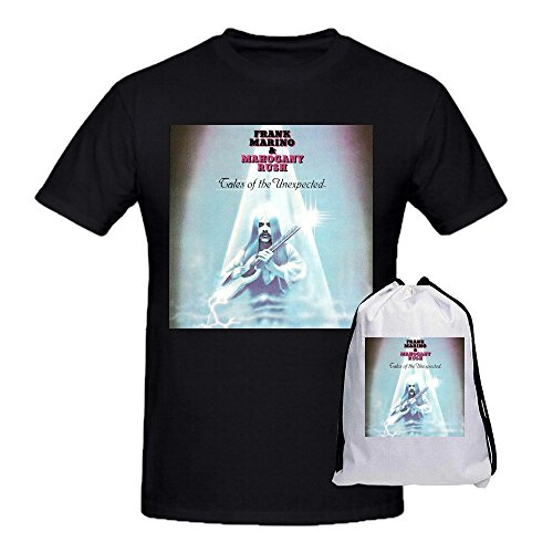 Frank Marino Tales Of The Unexpected Printed Tee Shirts Men Ground Neck
