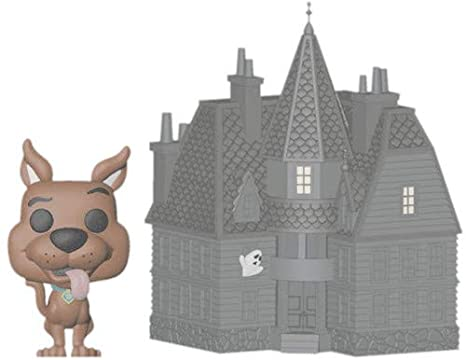 1fd1da8dcd Image Unavailable. Image not available for. Color  Funko Pop! Town  Scooby  Doo - Haunted Mansion