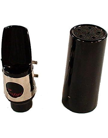 Bari Esprit Soprano Sax Mouthpiece Polished Cap//Nickel Lig included ESKSSP