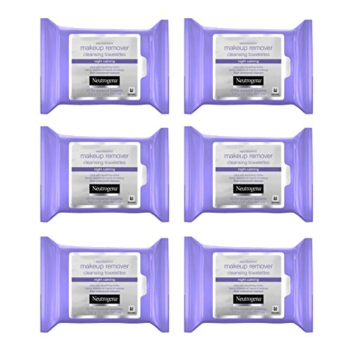 Neutrogena Make-Up Remover Cleansing Towelettes Night Calmin