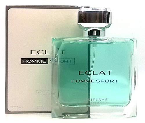 Eclat Homme Sport Toilette Oriflame