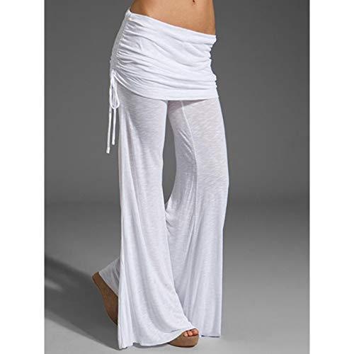 Size FAIYIWO Womens Casual Slim Womans Pants FAIYIWO White L