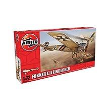 Airfix Fokker EII Eindecker 1:72 Military Aircraft Plastic Model Kit