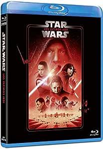 Star Wars: Los últimos Jedi (Edición remasterizada) 2 discos (película + extras) [Blu-ray]