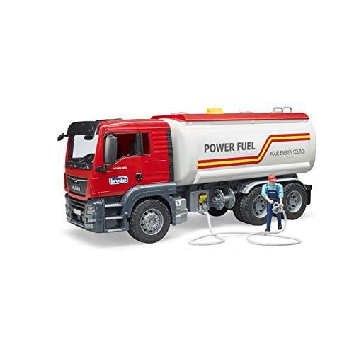 Bruder 03775 Man Tgs Citerne Camion