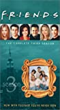 Friends - The Complete Third Season [VHS]