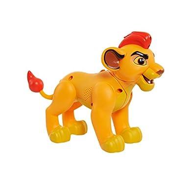 Disney Lion Guard Kion Battle Brawlers Action Figure: Toys & Games