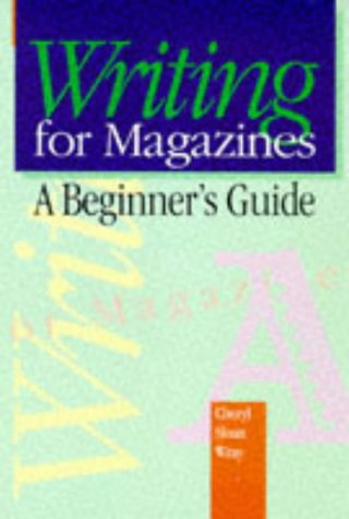 Pdf Reference Writing for Magazines: A Beginner's Guide