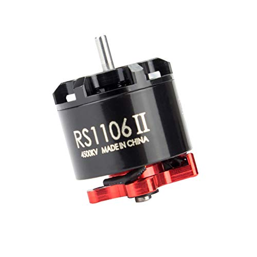 SMOXX Brushless Motor - RS1106II 2-3S 4500/6000/7500KV Brushless Motor for RC Drone FPV Racing