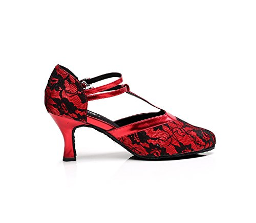 Damen Minitoo Minitoo Damen Rot Rot Damen Tanzschuhe Minitoo Tanzschuhe Damen Damen Rot Tanzschuhe Minitoo Minitoo Tanzschuhe Rot dqATOqgw7x
