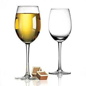 Anchor Hocking 4-Piece Bianca Wine Glass Set