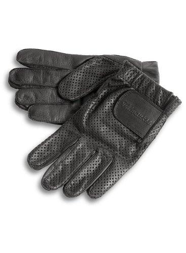 Milwaukee Motorcycle Clothing Company MMCC Riding Gloves (Black, XX-Large)