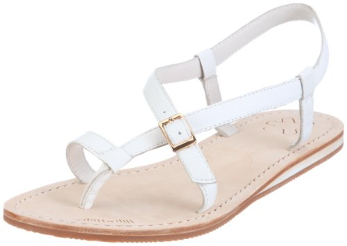 Flip Flop apparel Flip Cross 2 - Sandalias de vestir Mujer Blanco