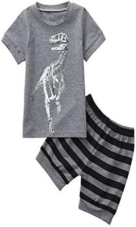 Abbigliamento Bambina Estate 18 Mesi Abbigliamento Vestiti Bambino 18 24 Mesi Bambina Maglietta E Pantaloni Ragazze T-Shirt Con Stampa Cartoon A Maniche Corte Per Bambini Toppantalone Due Pezzi Set