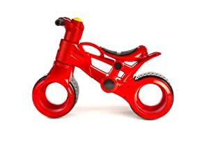 PlasmaBike Ride On Toy - Red
