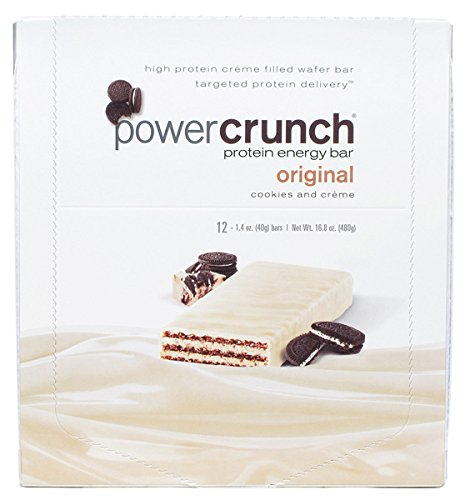 BioNutritional Research Group Power Crunch - Cookies and ()